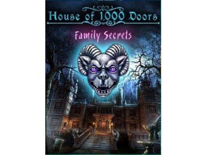 House of 1000 Doors: Family Secrets (PC) Steam Key