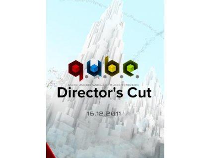 Q.U.B.E: Director's Cut (PC) Steam Key