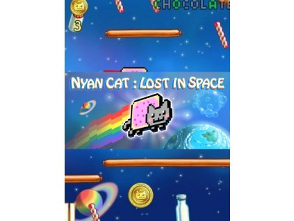Nyan Cat: Lost In Space (PC) Steam Key
