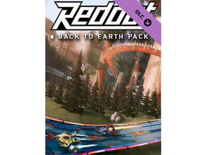Redout - Back to Earth Pack (PC) Steam Key