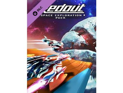 Redout - Space Exploration Pack DLC (PC) Steam Key