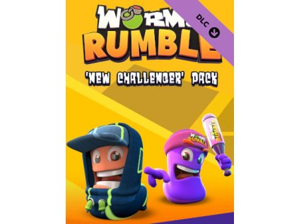 Worms Rumble - New Challengers Pack DLC (PC) Steam Key