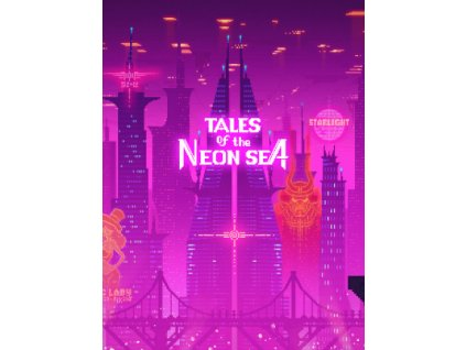 Tales of the Neon Sea (PC) Steam Key