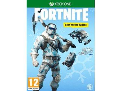 Fortnite Deep Freeze Bundle DLC XONE Xbox Live Key