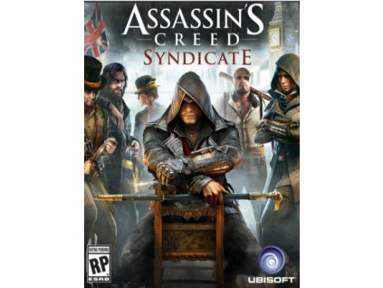 Assassin's Creed Syndicate Gold (PC) Ubisoft Connect Key