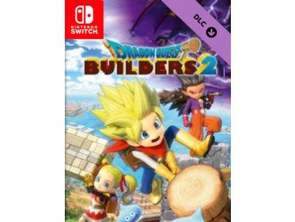 Dragon Quest Builders 2 - Hotto Stuff Pack DLC (SWITCH) Nintendo Key