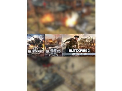 BLITZKRIEG: COMPLETE COLLECTION (PC) Steam Key