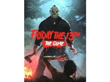 Friday the 13th: The Game (PC) Steam Key