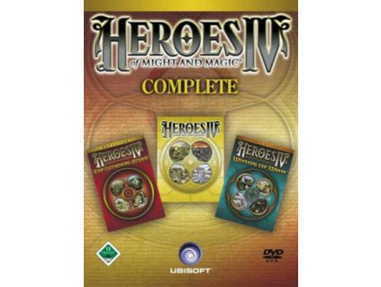 Heroes of Might & Magic 4: Complete (PC) GOG.COM Key