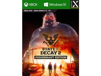 State of Decay 2 - Juggernaut Edition XONE Xbox Live Key