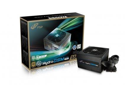 FORTRON HYDRO GSM Lite PRO 550W