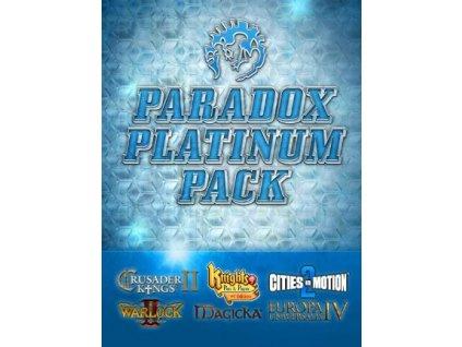 Paradox Platinum Pack (PC) Steam Key