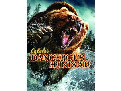 Cabela's Dangerous Hunts (2013) (PC) Steam Key