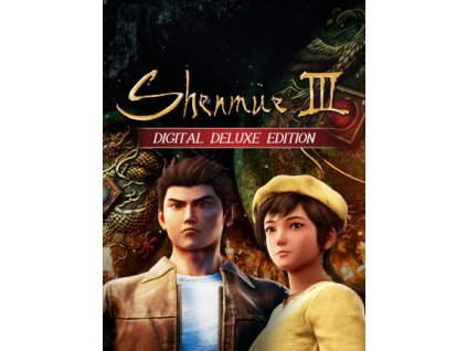 Shenmue III Deluxe Edition (PC) Steam Key