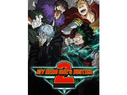 MY HERO ONE'S JUSTICE 2 Deluxe Edition (PC) Steam Key