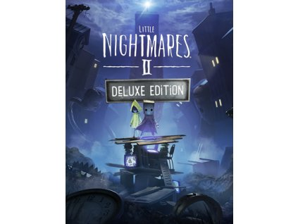 Little Nightmares II Deluxe Edition (PC) Steam Key