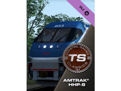 Train Simulator: Amtrak HHP-8 Loco DLC (PC) Steam Key