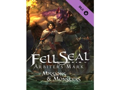 Fell Seal: Arbiter's Mark - Missions and Monsters DLC (PC) Steam Key