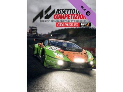 Assetto Corsa Competizione - GT4 Pack DLC (PC) Steam Key