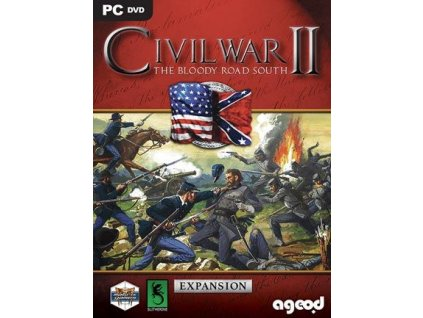 Civil War II: The Bloody Road South DLC (PC) Steam Key
