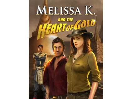 Melissa K. and the Heart of Gold Collector's Edition (PC) Steam Key