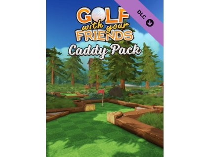 Golf With Your Friends - Caddy Pack DLC (PC) Steam Key
