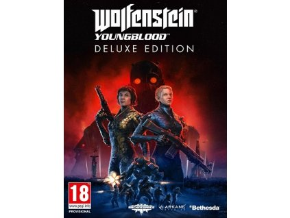 Wolfenstein: Youngblood - Deluxe Edition (PC) Steam Key