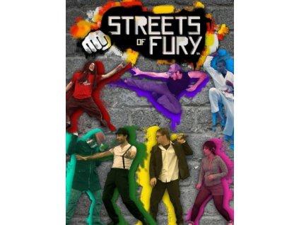 Streets of Fury EX (PC) Steam Key