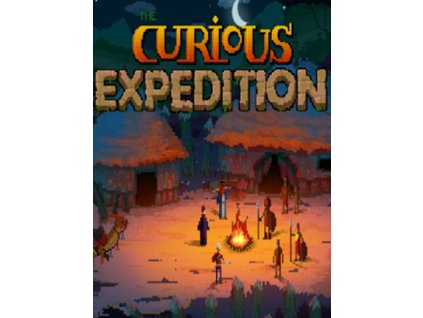 The Curious Expedition (PC) Steam Key