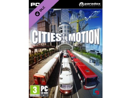 Cities in Motion DLC Collection (PC) Steam Key