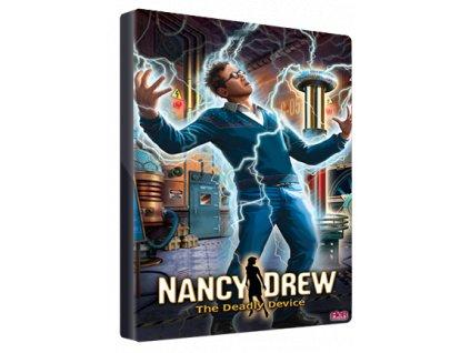 Nancy Drew: The Deadly Device (PC) Steam Key
