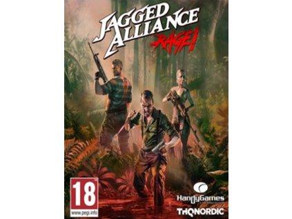 Jagged Alliance: Rage! (PC) Steam Key