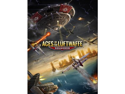 Aces of the Luftwaffe - Squadron (PC) Steam Key
