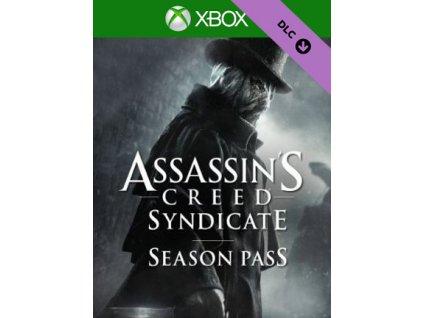 Assassin's Creed Syndicate Season Pass XONE Xbox Live Key