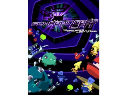 Schrödinger's Cat And The Raiders Of The Lost Quark (PC) Steam Key