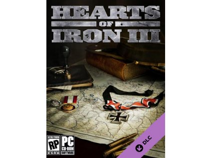 Hearts of Iron III: Sounds of Conflict (PC) Steam Key