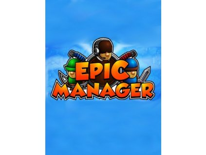 Epic Manager - Create Your Own Adventuring Agency! (PC) Steam Key