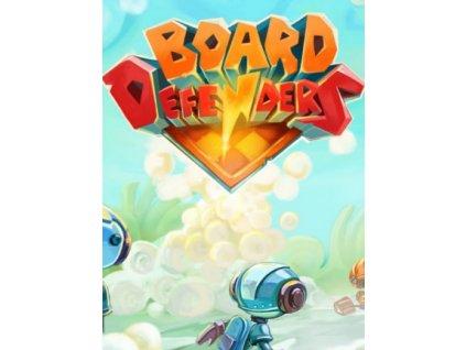 Board Defenders (PC) Steam Key