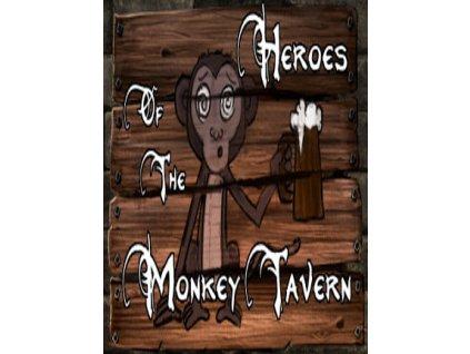 Heroes of the Monkey Tavern (PC) Steam Key
