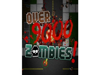 Over 9000 Zombies! (PC) Steam Key