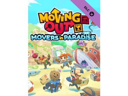 Moving Out - Movers in Paradise DLC (PC) Steam Key