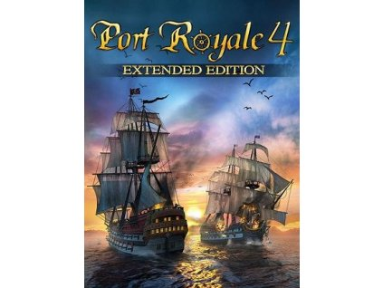 Port Royale 4 Extended Edition (PC) Steam Key