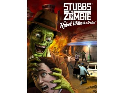 Stubbs the Zombie in Rebel Without a Pulse (PC) Steam Key
