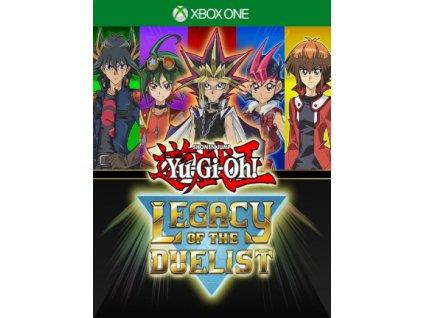 Yu-Gi-Oh! Legacy of the Duelist XONE Xbox Live Key