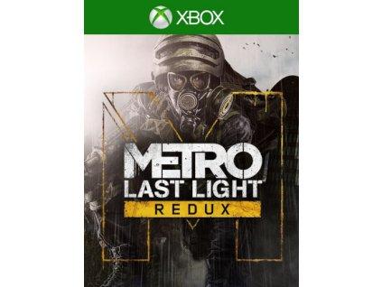 Metro: Last Light Redux XONE Xbox Live Key