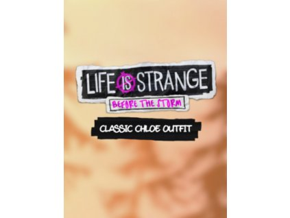 Life is Strange: Before the Storm Classic Chloe Outfit Pack DLC XONE Xbox Live Key