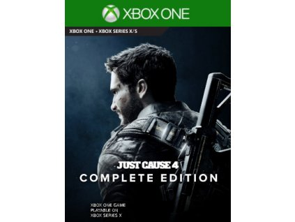Just Cause 4 Complete Edition XONE Xbox Live Key