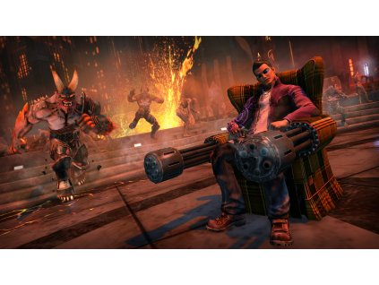 Saints Row: Gat out of Hell (PC) GOG.COM Key