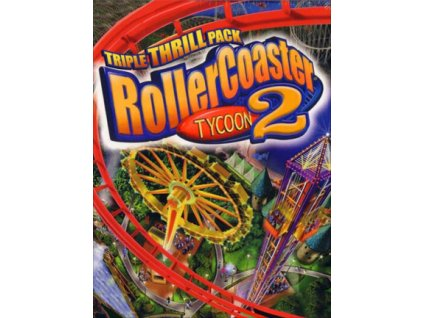 RollerCoaster Tycoon 2: Triple Thrill Pack (PC) GOG.COM Key