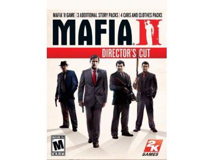Mafia II: Director's Cut (PC) Steam Key